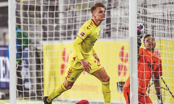 Bundesliga: Η Φράιμπουργκ νίκησε την Άουγκσμπουργκ (video+photos)
