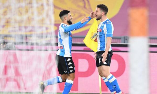 Serie A: Ναπολιτάνικο το «ντέρμπι του ήλιου»! (Videos+Photos)