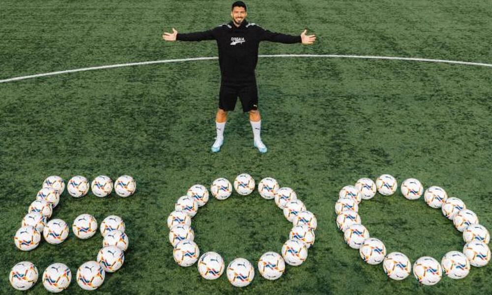 Λουίς Σουάρες: Έπιασε τα 500 και σπάει κάθε ρεκόρ (photos+video)
