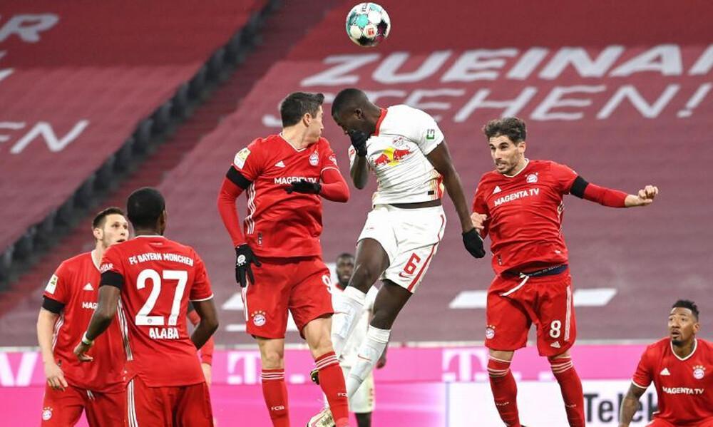 Bundesliga: Οριστικά κεκλεισμένων το Λειψία-Μπάγερν