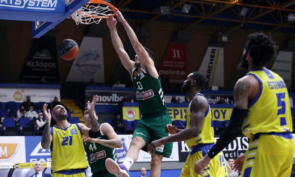 Η βαθμολογία της Basket League - «Βλέπει» κορυφή ο Παναθηναϊκός (photo)