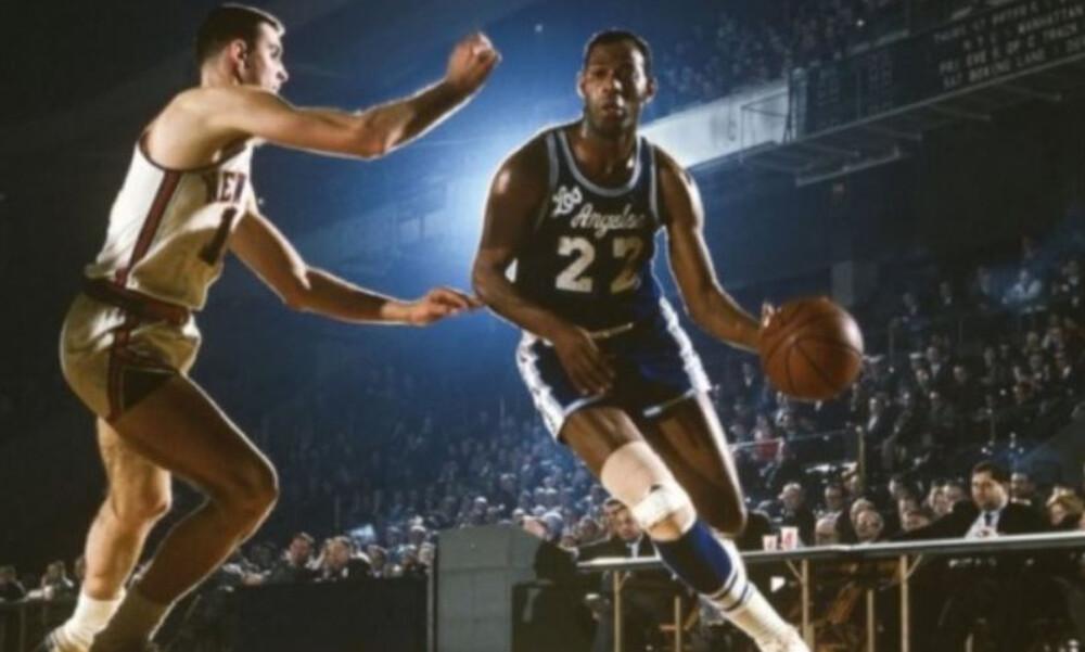 Θλίψη στο NBA - Απεβίωσε ο θρύλος των Λέικερς, Ελτζιν Μπέιλορ