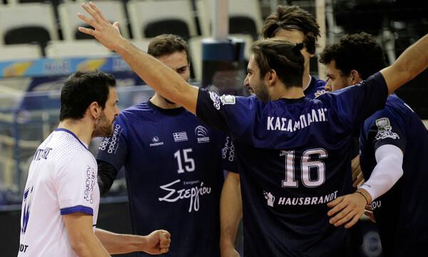 Volley League: Έκανε την έκπληξη η Κηφισιά, «κάρφωσε» τον ΠΑΟΚ