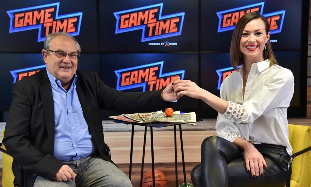 ΟΠΑΠ Game Time ΜΠΑΣΚΕΤ: Τα μυστικά της Euroleague από τον Δημήτρη Καρύδα