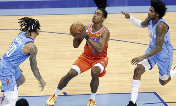 NBA: Η γκάφα της χρονιάς - Έχασε δυο σερί καρφώματα (video)