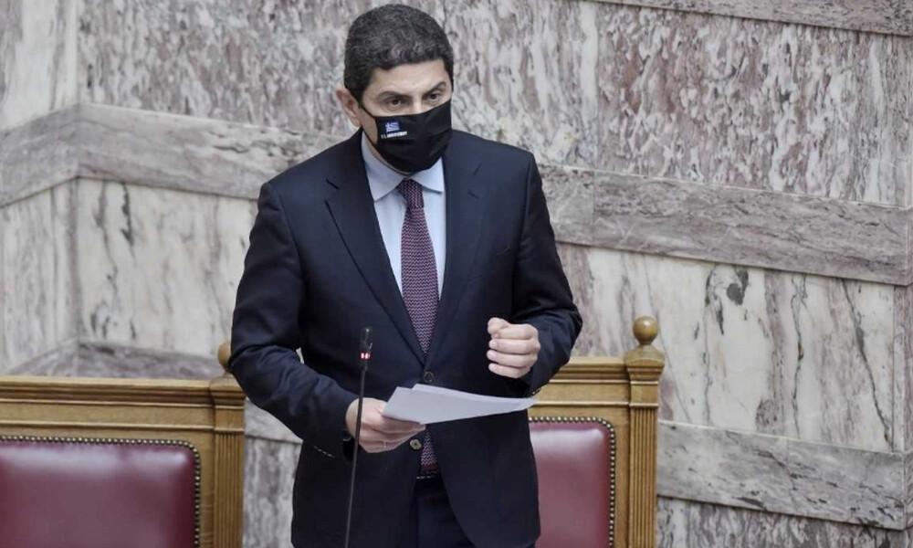 """Αυγενάκης: «Δεν υπάρχει """"φωτογραφική"""" διάταξη για τον Ζαγοράκη»"""