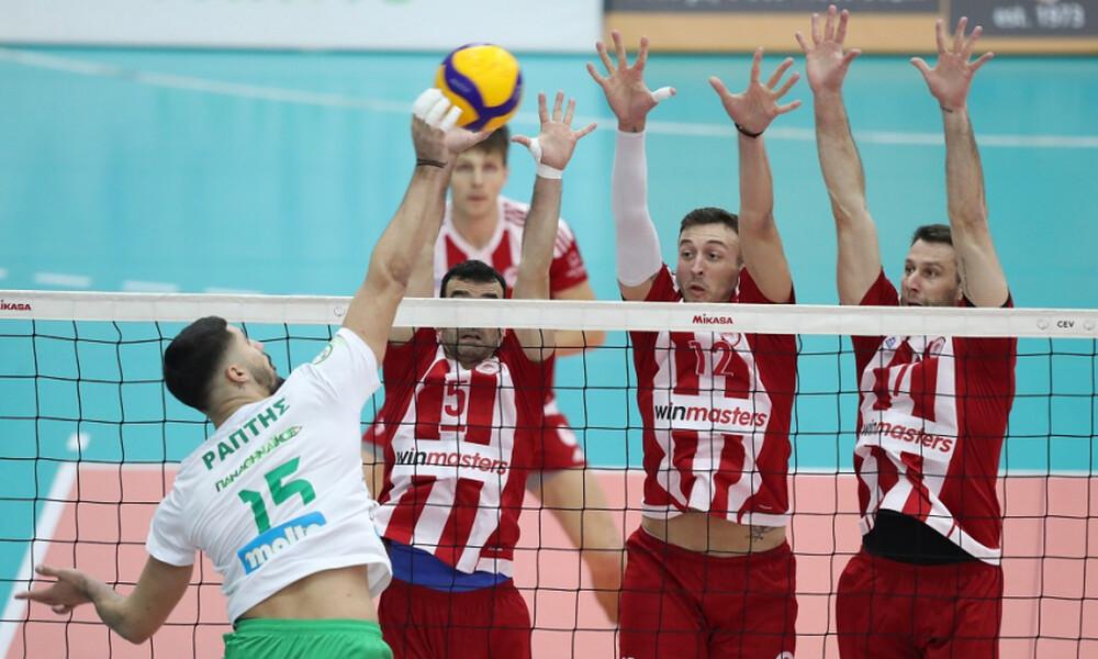 Volley League: Αυλαία με ντέρμπι «αιωνίων»