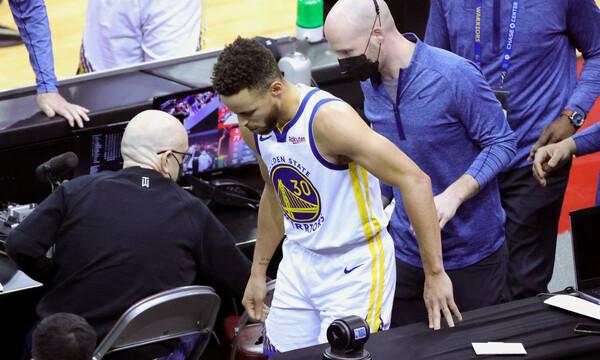 NBA: Πλήγμα με Κάρι στους Ουόριορς