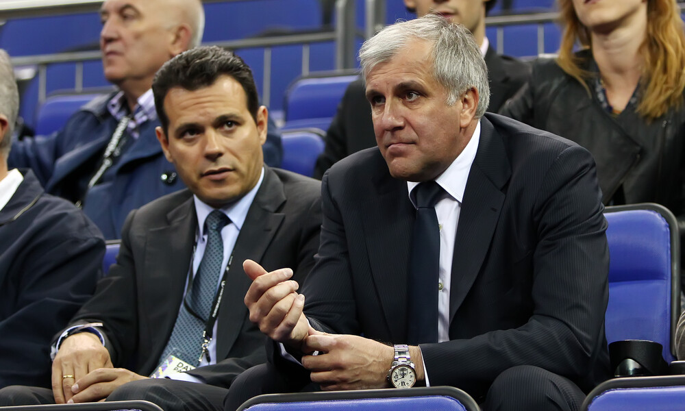 Euroleague: Σενάριο «βόμβα» με Ομπράντοβιτς και Ιτούδη (audio)