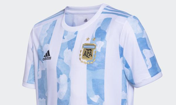 Η νέα φανέλα της Εθνικής Αργεντινής! (Photos)