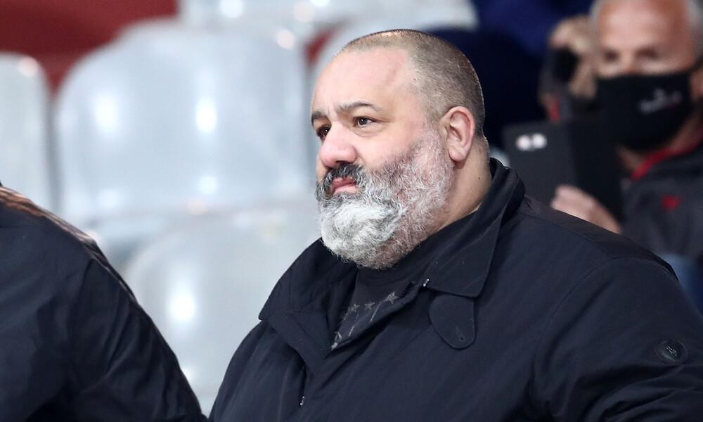 Καραπαπάς: «Ο Ολυμπιακός θα ακούσει κάθε πρόταση για τα τηλεοπτικά της Super League»
