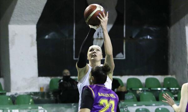 Μπάσκετ γυναικών: Εύκολα ο Παναθηναϊκός! (Photos)