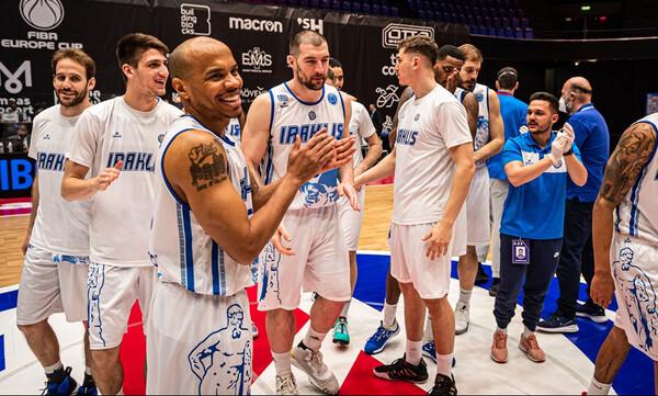 FIBA Europe Cup: Ηρακλάρα υπέταξε την Άνβιλ κι έφυγε για τους «8»! (Photos)