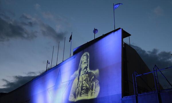 Αστέρας Τρίπολης: Η μορφή του Γέρου του Μοριά στο «Θεόδωρος Κολοκοτρώνης» (photos+videos)