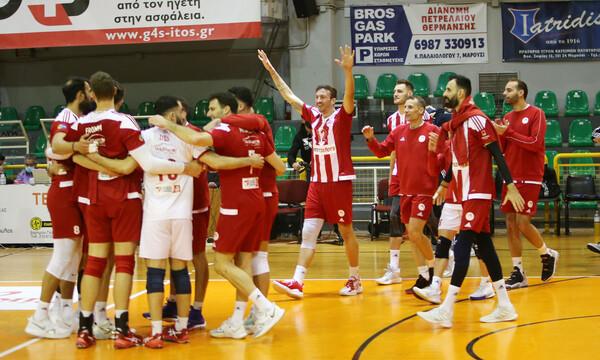 Volley League: «Αγκαλιά» με τον τίτλο ο Ολυμπιακός, νίκες για Φοίνικα-Κηφισιά!