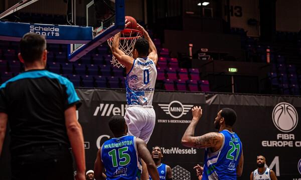 FIBA Europe Cup: Ο αντίπαλος του Ηρακλή στους «8» - Πού και πότε θα γίνει το ματς