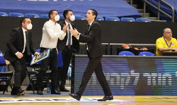 Μακάμπι: Ο Σφαιρόπουλος παραδέχθηκε «δεν είμαστε χαρούμενοι με την κατάστασή μας»