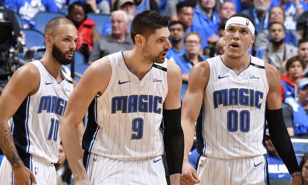 NBA: Ριζικές αλλαγές από τους Μάτζικ - Έδωσαν Βούτσεβιτς, Φουρνιέ και Γκόρντον  (photos)