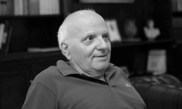 Θρήνος στον ελληνικό αθλητισμό - Πέθανε ο Γιώργος Φουντουλάκης