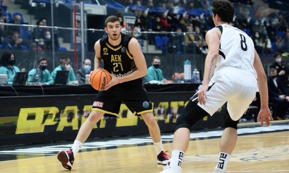 AEK-Ρογκαβόπουλος: «Έχουμε δύο παιχνίδια που πρέπει να τα κερδίσουμε»