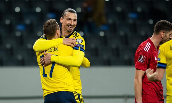 Προκριματικά Μουντιάλ: Πρεμιέρα με το δεξί για την Σουηδία - Όλα τα γκολ (videos)