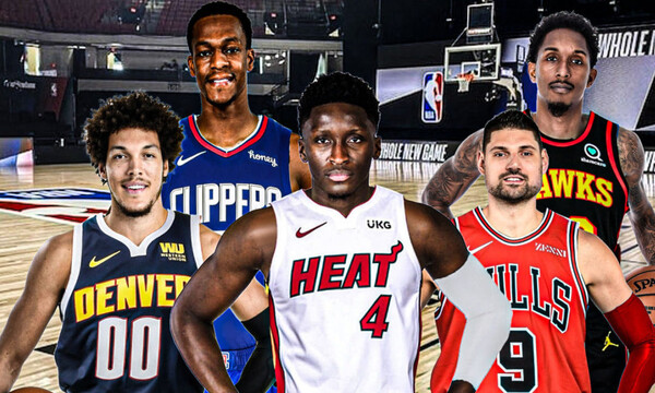 NBA: Σπουδαίες ανταλλαγές στην εκπνοή, δυνάμωσαν Νάγκετς, Μπουλς και Χιτ
