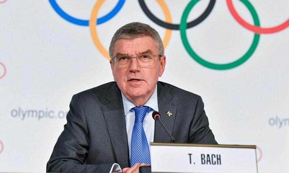 Στην Αθήνα 29-30 Μαρτίου ο πρόεδρος της ΔΟΕ Τόμας Μπαχ