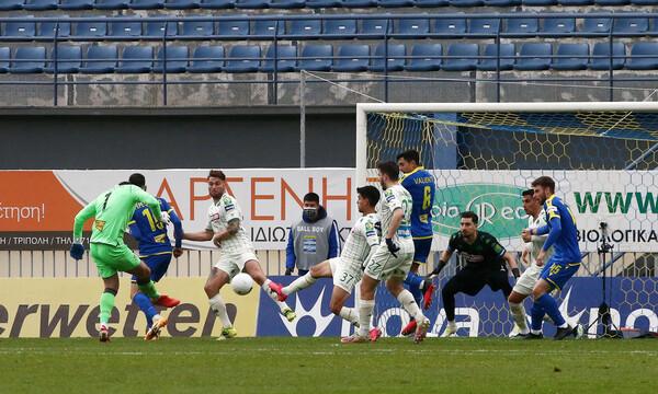 Super League: Καλύτερο γκολ της πρεμιέρας των play offs του Παπαδόπουλου