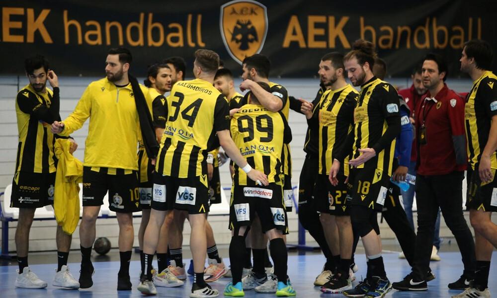 EHF European Cup: Πανηγυρικά στα ημιτελικά η ΑΕΚ και βλέπει… κούπα (photos)