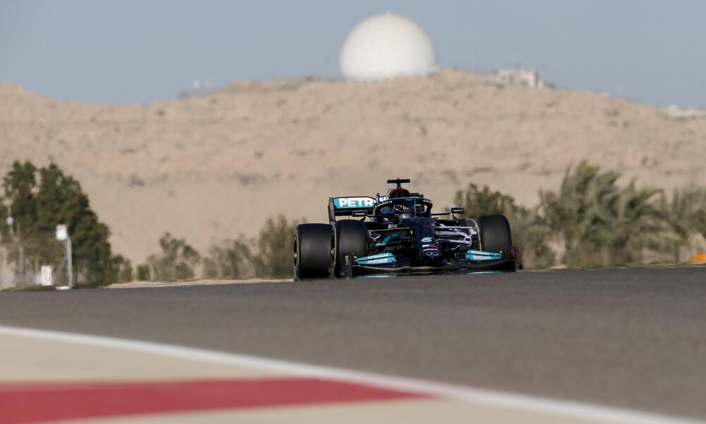 Formula 1: O Sir Λιούις και οι υπόλοιποι