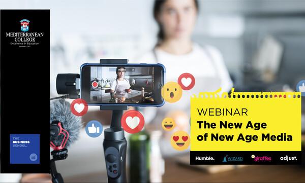 Το Mediterranean College συζητάει για τη νέα ψηφιακή πραγματικότητα των επιχειρήσεων