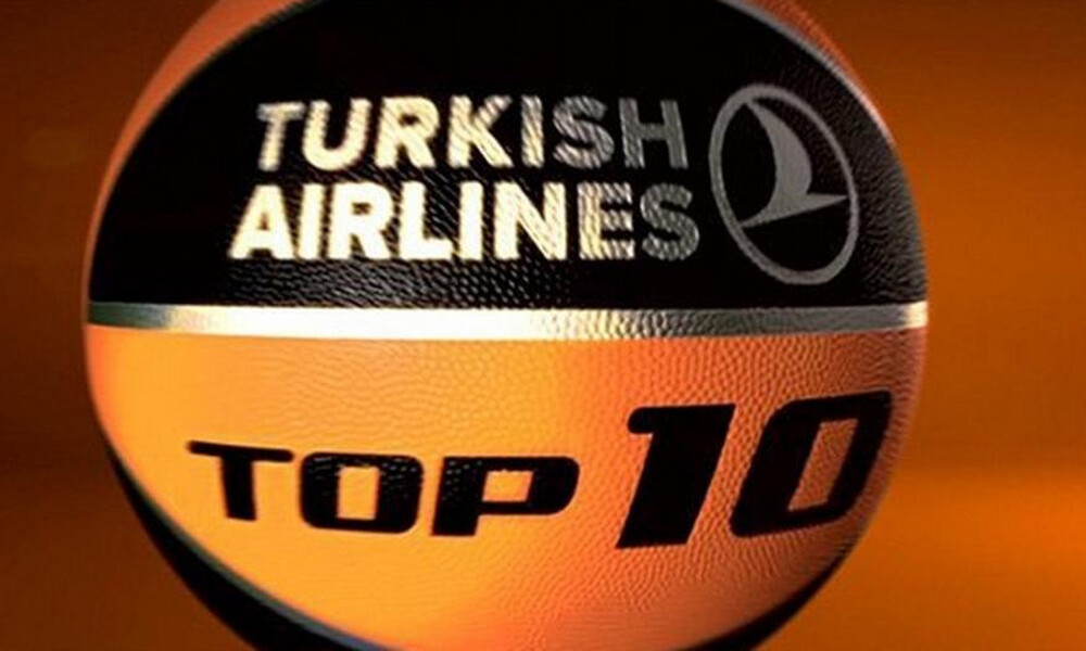 Euroleague: To Top-10 της αγωνιστικής (video)