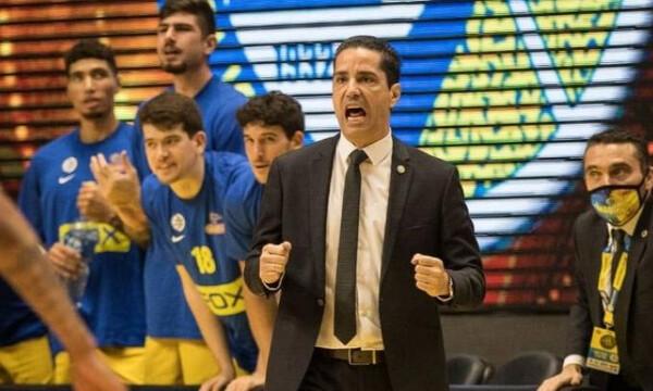 Σφαιρόπουλος: «Συγκινητική η αντιμετώπιση των οπαδών»