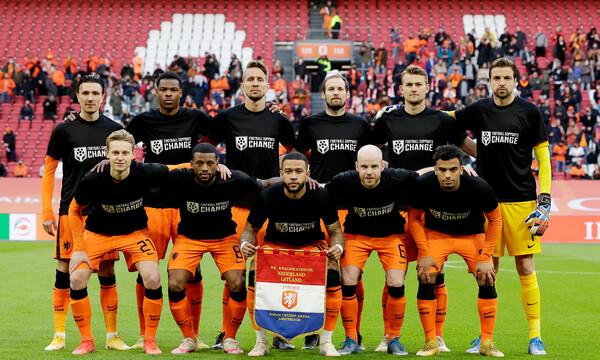 Και οι Ολλανδοί κατά του Παγκοσμίου Κυπέλλου στο Κατάρ! (Photos)