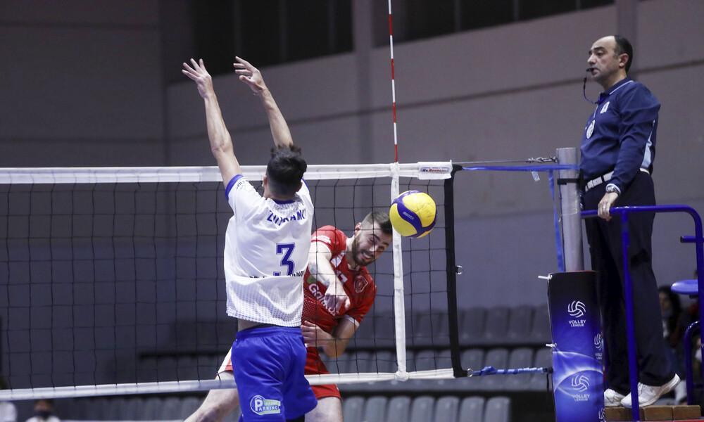 Volley League: Νίκες για Κηφισιά, ΟΦΗ