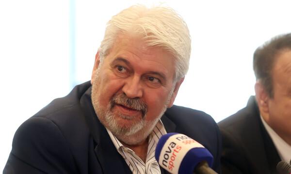 Επανεκλογή Καραμπέτσου στην προεδρία της ΕΟΠΕ