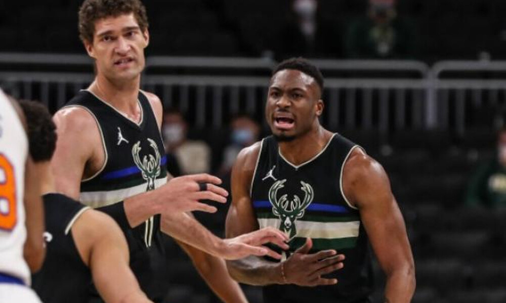 NBA: Απίθανος... Θανάσης - Ήττα για Μπακς (photos+video)