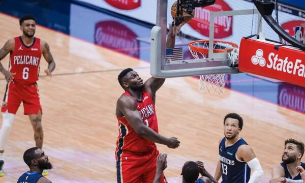NBA: Η απίθανη εμφάνιση του Ζάιον Ουίλιαμσον (video+photos)