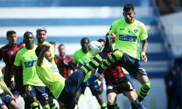 Super League 2: Στο φινάλε πάλι νίκησε ο Ιωνικός - Όλα τα γκολ