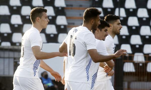 Ελλάδα-Ονδούρα 2-1: Έτσι η Εθνική μας πήρε τη φιλική νίκη (video+photos)