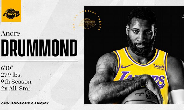 NBA: Στους Λέικερς ο Ντάμοντ (photos+video)