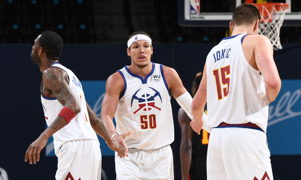 NBA: Τα καλύτερα του Άαρον Γκόρντον στο ντεμπούτο του (photos+video)