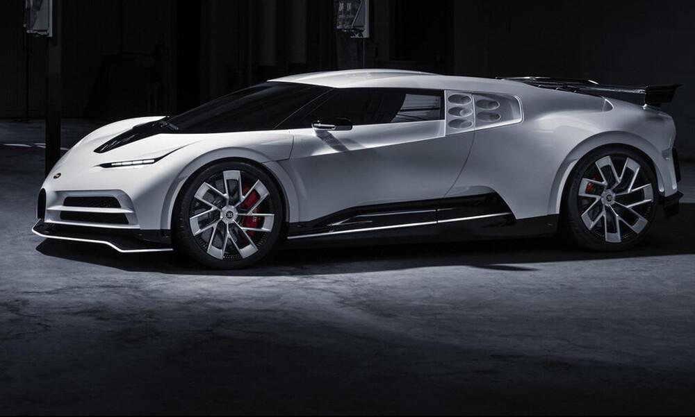 Η Bugatti Centodieci είναι ένα αφιέρωμα στη σύγχρονη ιστορία με εισιτήριο 10 εκατομμυρίων.