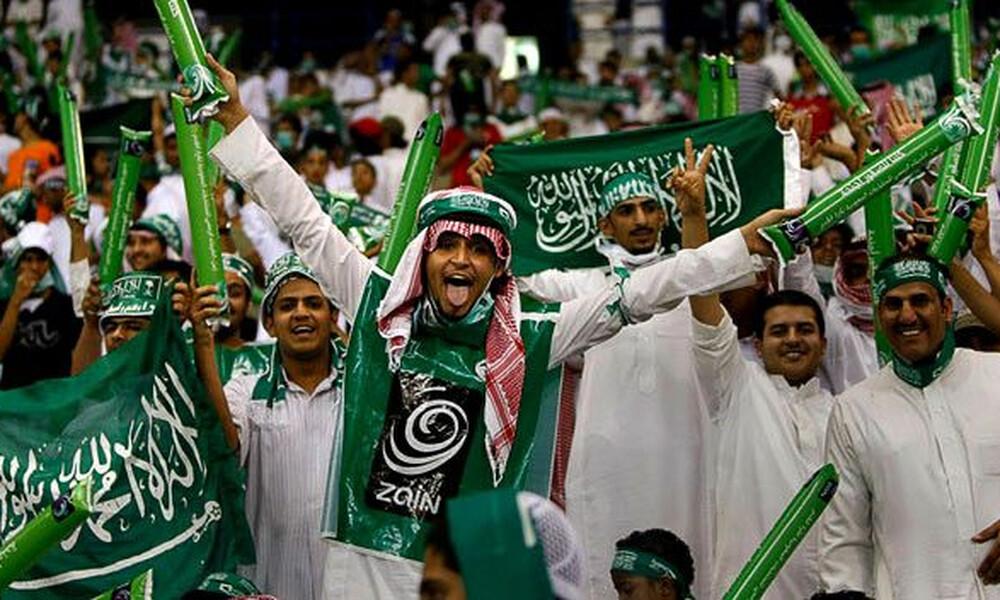 Ανοίγει τα γήπεδα η Σαουδική Αραβία - Μόνο εμβολιασμένοι οπαδοί στις εξέδρες