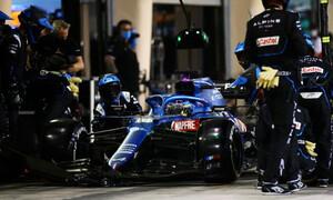 Formula 1: Ένα... σάντουιτς κατέστρεψε την επιστροφή του Αλόνσο (video)