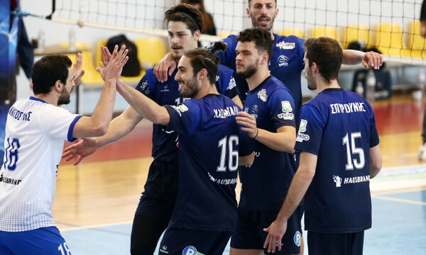 Volley League: Με ανατροπή «κλειδώνει» την πέμπτη θέση η Κηφισιά