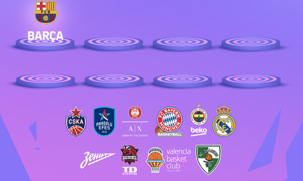 Euroleague: «Μάχη» για την οκτάδα - Τα σενάρια πρόκρισης (photos)