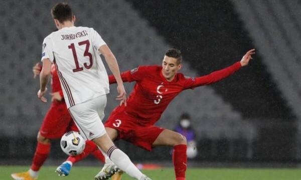 Μουντιάλ 2022: Μεγάλη νίκη η Κύπρος, «κάζο» για Τουρκία υπό το βλέμμα του Ερντογάν (videos)