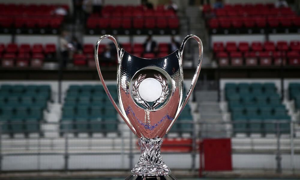 Κύπελλο Ελλάδας: Πρόταση για τελικό τη Δευτέρα του Πάσχα - Δύσκολα θα προχωρήσει