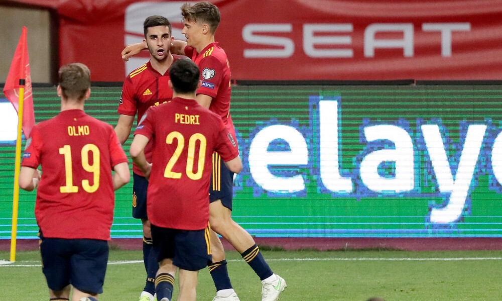 Προκριματικά Μουντιάλ: Εύκολα η Ισπανία, ήττα «βόμβα» για Γερμανία - Όλα τα γκολ (videos)